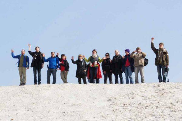 Gruppenfoto Umbi Naturschutz Verein